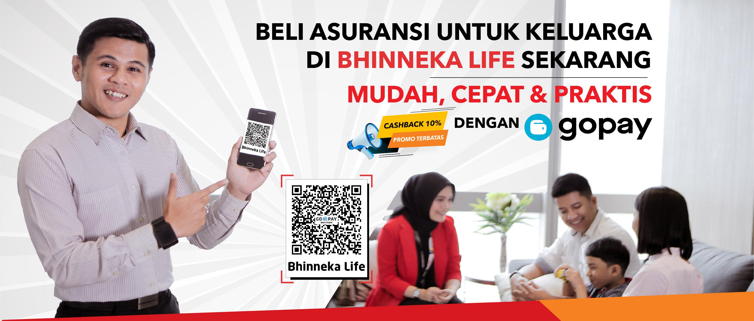 Bhinneka Life Banner